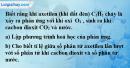 Bài 17.6 trang 24 SBT hóa học 8