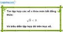 Bài 55 trang 14 SBT toán 9 tập 1