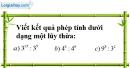 Bài 100 trang 17 SBT toán 6 tập 1