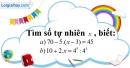 Bài 105 trang 18 SBT toán 6 tập 1