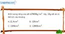 Bài 11.9 trang 38 SBT Vật lí 6