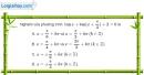 Bài 1.20 trang 24 SBT đại số và giải tích 11