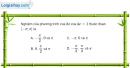 Bài 1.22 trang 25 SBT đại số và giải tích 11
