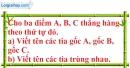 Bài 26 trang 127 SBT toán 6 tập 1
