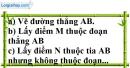 Bài 31 trang 129 SBT toán 6 tập 1