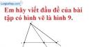 Bài 35 trang 130 SBT toán 6 tập 1