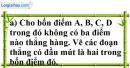 Bài 37 trang 130 SBT toán 6 tập 1