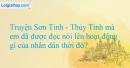 Bài 4 trang 38 SBT sử 6
