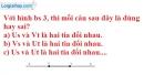 Bài 5.2 phần bài tập bổ sung trang 129 SBT toán 6 tập 1