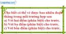 Bài 6.1 phần bài tập bổ sung trang 130 SBT toán 6 tập 1