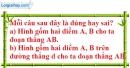 Bài 6.3 phần bài tập bổ sung trang 131 SBT toán 6 tập 1