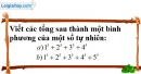 Bài 7.3 phần bài tập bổ sung trang 17 SBT toán 6 tập 1
