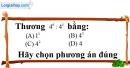 Bài 8.1 phần bài tập bổ sung trang 18 SBT toán 6 tập 1