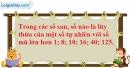 Bài 89 trang 16 SBT toán 6 tập 1