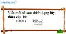 Bài 90 trang 16 SBT toán 6 tập 1