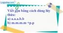 Bài 92 trang 16 SBT toán 6 tập 1