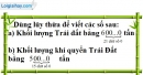 Bài 94 trang 16 SBT toán 6 tập 1
