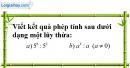 Bài 96 trang 17 SBT toán 6 tập 1