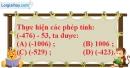 Bài 7.3 phần bài tập bổ sung trang 79 SBT toán 6 tập 1