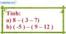 Bài 81 trang 79 SBT toán 6 tập 1