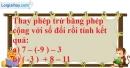 Bài 82 trang 79 SBT toán 6 tập 1