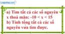 Bài 8.3 phần bài tập bổ sung trang 81 SBT toán 6 tập 1