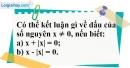 Bài 87 trang 80 SBT toán 6 tập 1