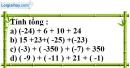 Bài 89 trang 80 SBT toán 6 tập 1
