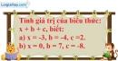 Bài 93 trang 81 SBT toán 6 tập 1