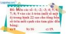 Bài 94 trang 81 SBT toán 6 tập 1