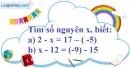 Bài 96 trang 81 SBT toán 6 tập 1
