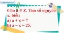 Bài 99 trang 82 SBT toán 6 tập 1