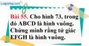Bài 55 trang 134 Vở bài tập toán 8 tập 1