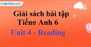 Reading - trang 30 Unit 4 SBT tiếng Anh lớp 6 mới