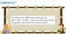 Bài 1.11 trang 18 SBT hình học 12