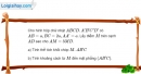 Bài 1.14 trang 18 SBT hình học 12