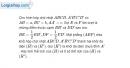Bài 1.16 trang 19 SBT hình học 12