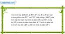 Bài 1.17 trang 19 SBT hình học 12