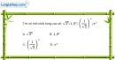 Bài 2.12 trang 104 SBT giải tích 12