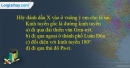 Câu 1 trang 8 SBT địa 6