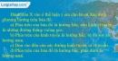 Câu 1 trang 19 SBT địa 6