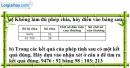 Bài 106 trang 18 SBT toán 6 tập 1
