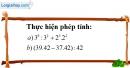 Bài 107 trang 18 SBT toán 6 tập 1