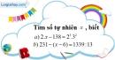 Bài 108 trang 19 SBT toán 6 tập 1