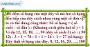 Bài 111 trang 19 SBT toán 6 tập 1