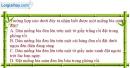 Bài 1.11 trang 4 SBT Vật lí 7