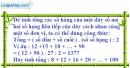 Bài 112 trang 19 SBT toán 6 tập 1