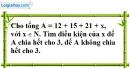 Bài 115 trang 20 SBT toán 6 tập 1