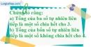 Bài 119 trang 21 SBT toán lớp 6 tập 1