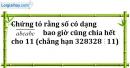 Bài 121 trang 21 SBT toán 6 tập 1